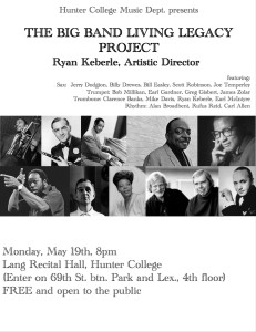 Big Band Living Legacy Project