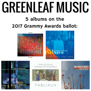 Azul Infinito on Grammy Award Official Ballot!