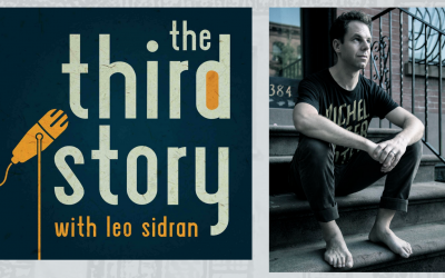 INTERVIEWED ON THE THIRD STORY WITH LEO SIDRAN