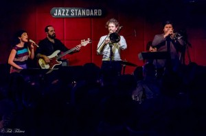 Catharsis at The Jazz Standard