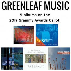 Azul Infinito on Grammy Award Official Ballot!