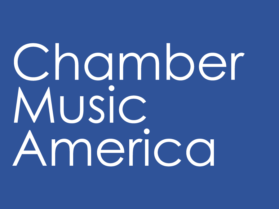 Chamber Music America commission premiere!